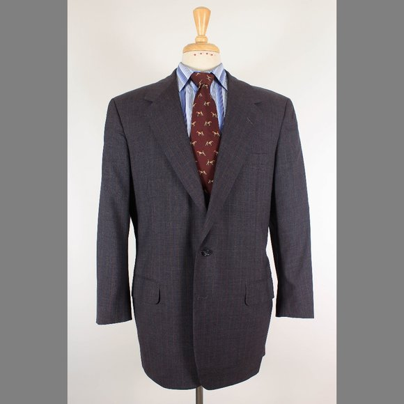 Oxxford Other - Oxxford 43R Gray Sport Coat B729